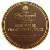 Charbonnel et Walker Dark Marc de Champagne Truffles 135g