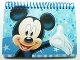 BooTool(TM) Disney Mickey Autograph Book - Light Blue by BooTool
