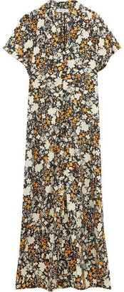 Great Plains Verbena Floral Dress