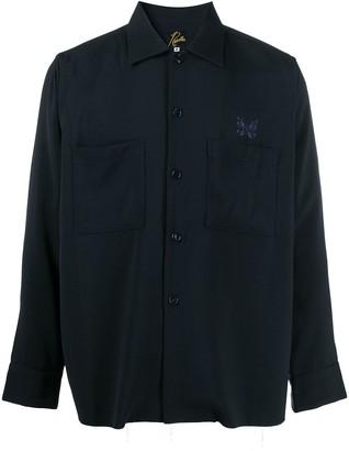Needles Long-Sleeve Shirt Jacket