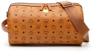 MCM Klassik Visetos Duffle Bag