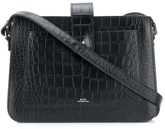 A.P.C. Albane leather bag