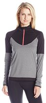 Champion Women's Marathon Performance Quarter-Zip Jacket