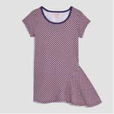 Joe Fresh Kid Girls' Asymmetrical Short Sleeve Dress