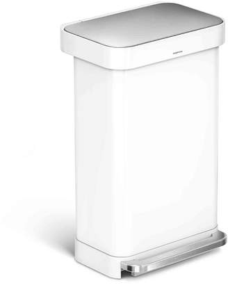 Williams-Sonoma simplehuman Step Can with Liner Pocket, 45L