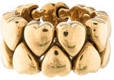 Cartier Heart Band Ring