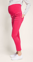 Esprit OUTLET maternity 7/8 stretch pant with above-bump waistband