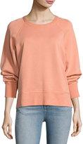 Rag & Bone Classic Pullover Cotton Sweater