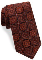 Ted Baker Men's Medallion Silk Tie