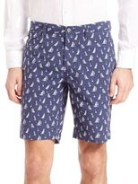 Polo Ralph Lauren Boat Graphic Shorts