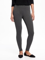 Old Navy Mid-Rise Ponte-Knit Leggings for Women