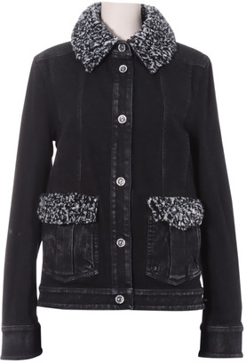 Chanel Black Denim - Jeans Jackets