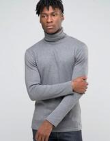 Esprit Roll Neck Long Sleeve T-Shirt