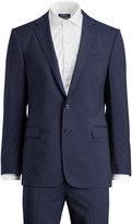 Ralph Lauren Connery Pinstripe Wool Suit