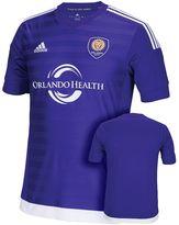 adidas Men's Orlando City SC Wordmark MLS Jersey