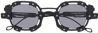 Kuboraum V1 square sunglasses