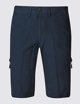 M&S Collection Cotton Rich Trekking Shorts