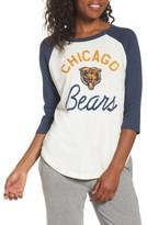 Junk Food Clothing Women's Nfl Chicago Bears Raglan Tee