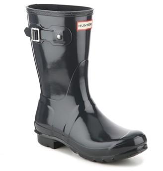 Hunter Original Short Gloss Rain Boot