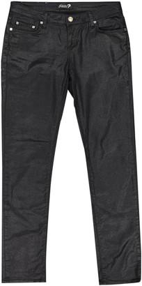 Seven7 Seven 7 Black Cotton - elasthane Jeans for Women
