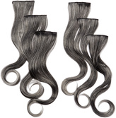 Hairdo. by Jessica Simpson & Ken Paves Chrome Mist Wavy Hair Extension Set