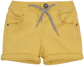 Ikks XAVIER boys's shorts in Yellow