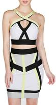 Wow Couture Bodycon Bandage 2-Piece Set