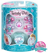 Twisty Petz, Series 3 Babies 4-Pack, Otters and Puppies Collectible Bracelet Set and Case for Kids Aged 4 and Up