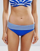 Lepel Riviera Fold Top Bikini Bottom