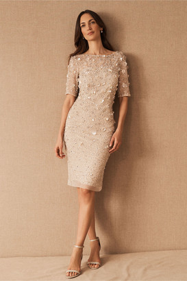 Adrianna Papell Petaluma Sequin Dress