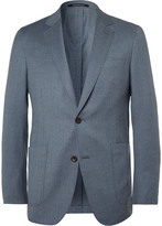 Richard James - Blue Slim-fit Super 110s Wool Blazer