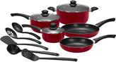 JCPenney Cooks 13-pc. Essential Aluminum Nonstick Cookware Set