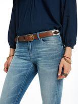 Scotch & Soda Embroidered Belt