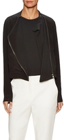 Rachel Roy Asymmetrical Front Jacket