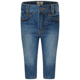 Timberland TimberlandBaby Boys Blue Regular Slim Fit Jeans