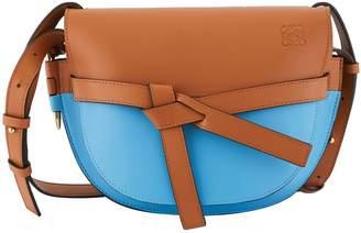 Loewe Small Gate colour block crossbody bag