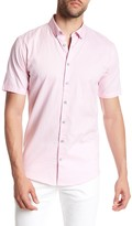 Lindbergh Woven Short Sleeve Regular Fit Shirt