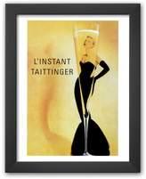 Art.com L' Instant Taittinger - Grace Kelly Framed Art Print