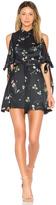 Lover Elderflower Mini Dress