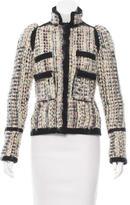 Balenciaga Wool Bouclé Jacket