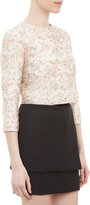 Narciso Rodriguez Jacquard Cropped Top
