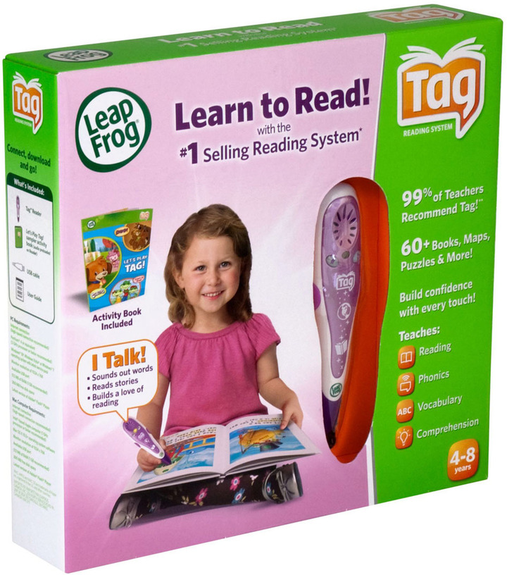 Leapfrog TagTM Reading System