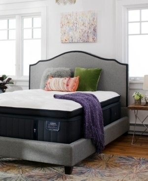 "Stearns & Foster Estate Cassatt 14.5"" Luxury Plush Mattress - California King"
