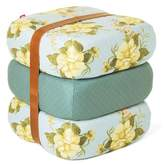 Fatboy Floor Cushions - Baboesjka Set Wild Roses Light Blue