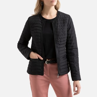 Anne Weyburn Light Quilted Padded Jacket