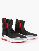 Y-3 Black Noci 0003 High Sneakers