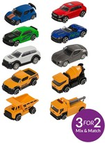 Teamsterz Street Vehicles 10 Pack