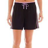 JCPenney Made For Life Taped Mesh Shorts