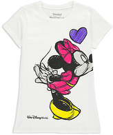 Disney Minnie and Mickey Mouse Tee for Girls - Walt World