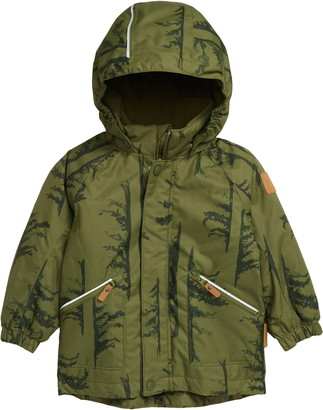Reima Nappaa Winter Coat with Removable Hood